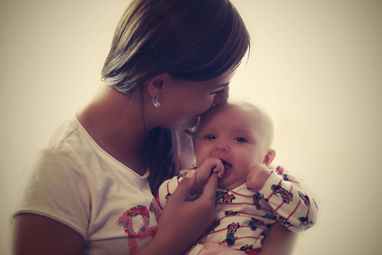 Amor entre madre e hijo