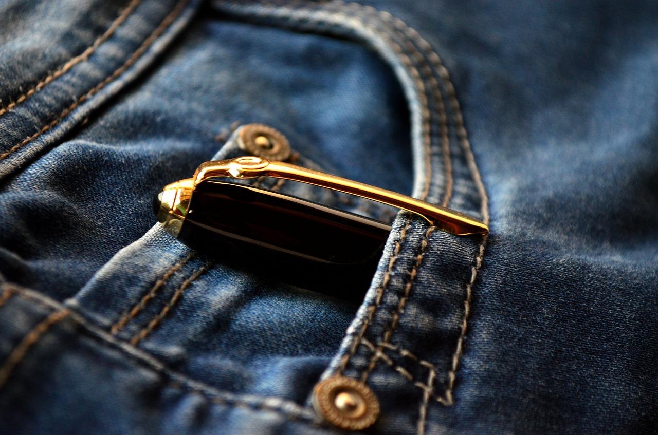 Manchas en Jeans