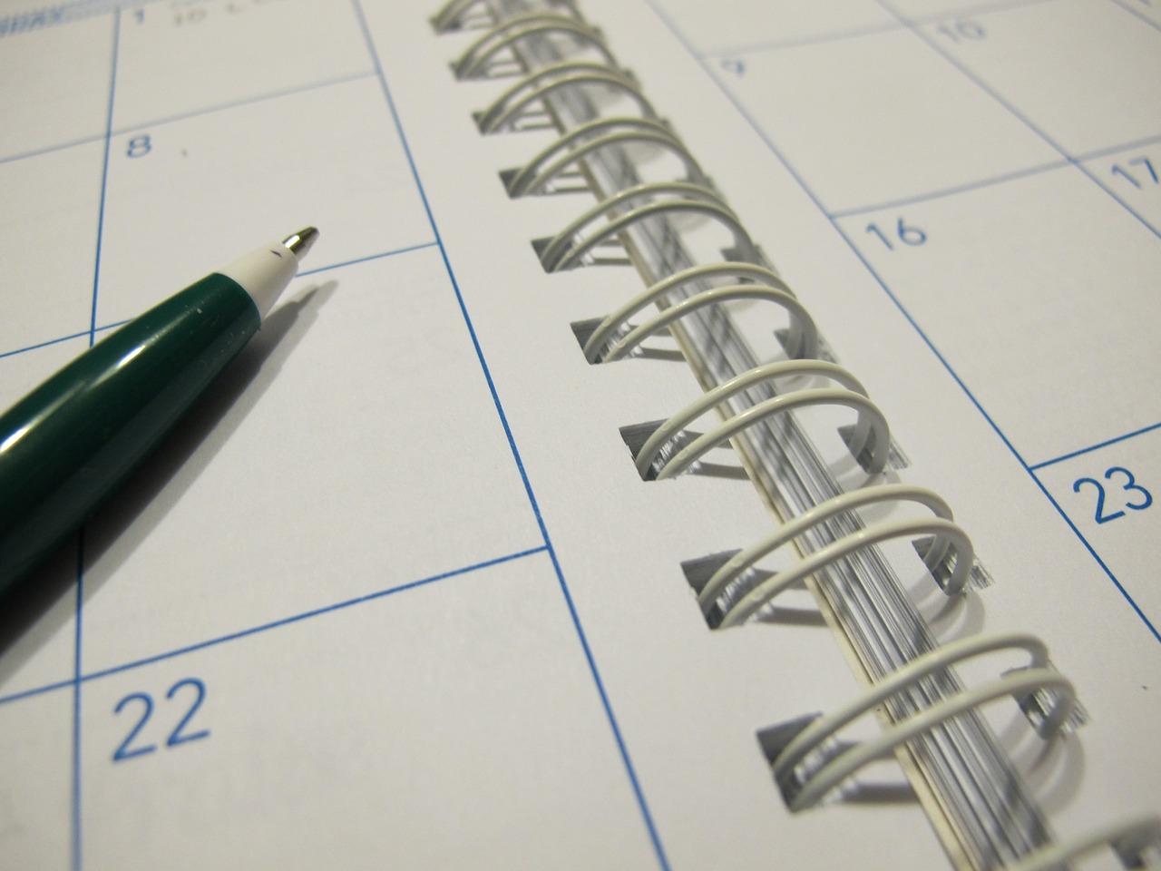 Calendario fértil