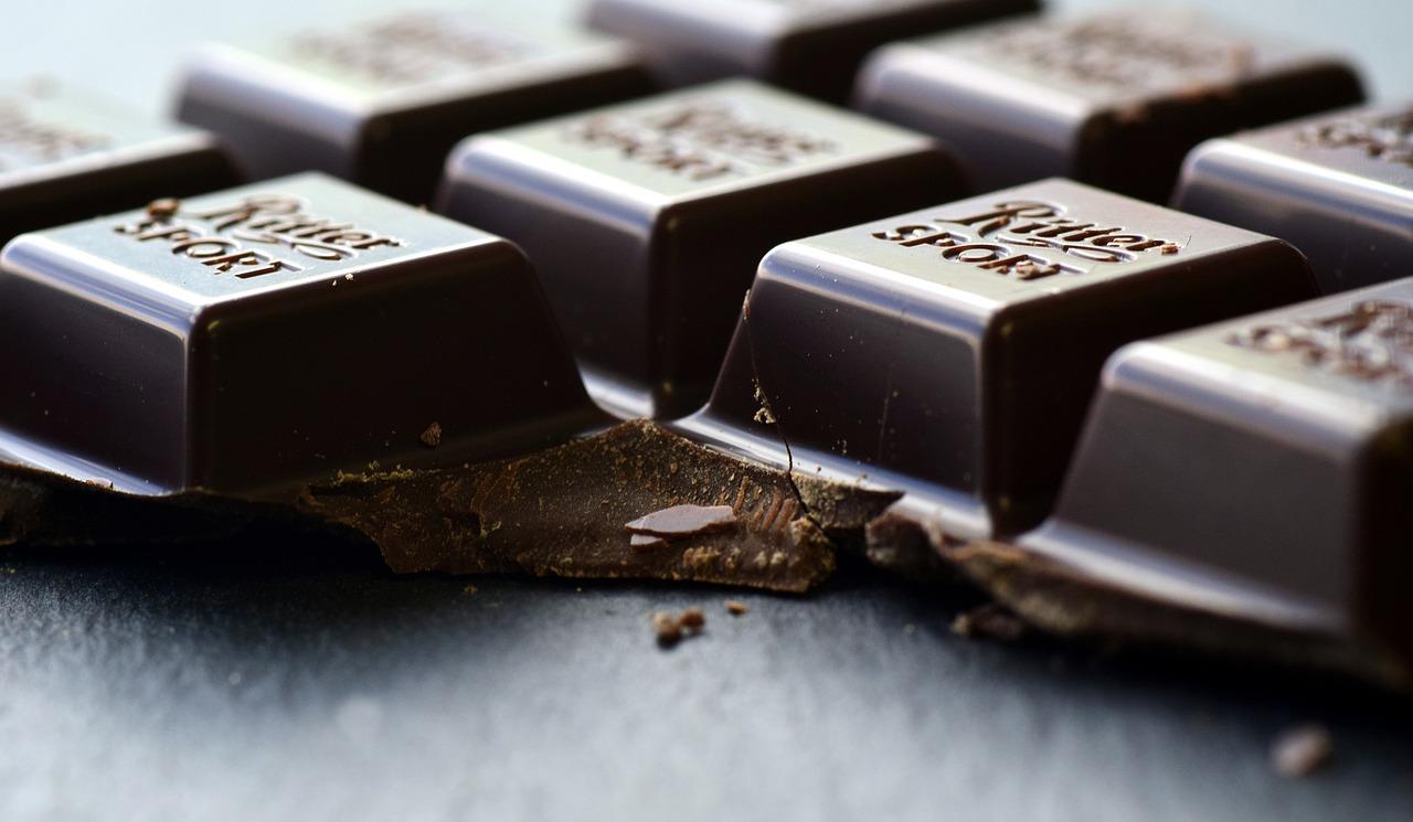 Chocolate que contiene más cacao