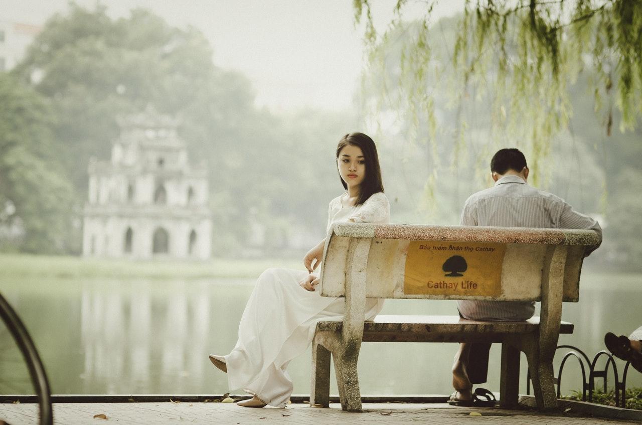 Indiferencia en el amor