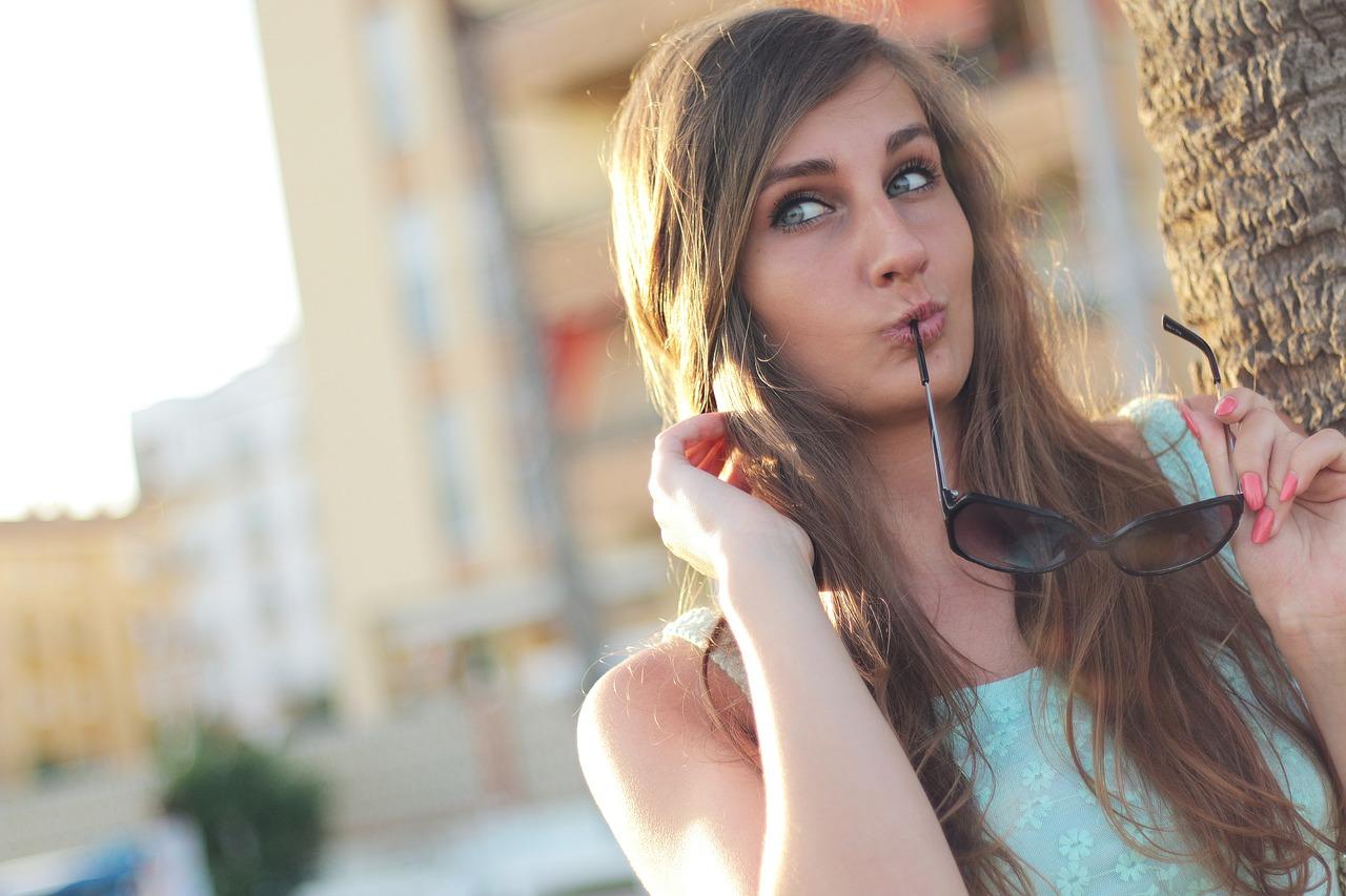 Persona extrovertida