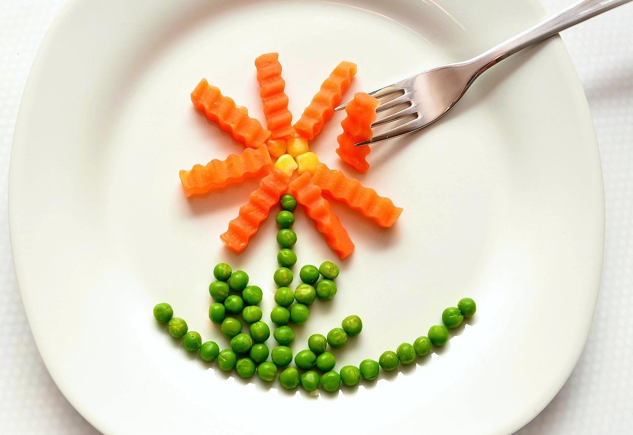 Zanahorias creativas